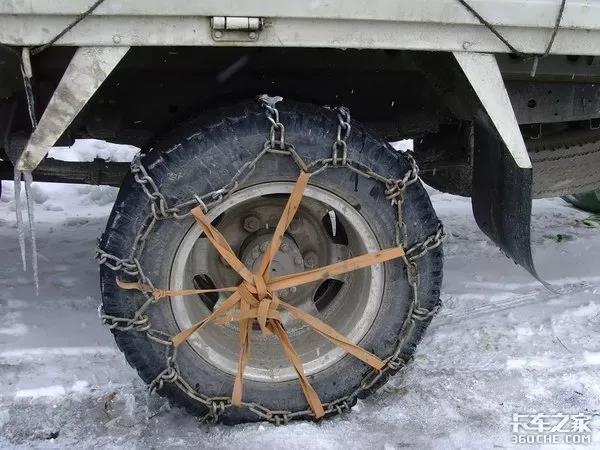 比卡车在雪地里打滑更可怕的,是你压根不知道怎么处理!还不快来学